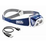Налобный фонарик Petzl Reactik (E92 HMI) Blue