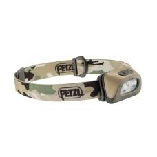 Налобный фонарик Petzl Tactikka +Rgb (E89ABB) Camo