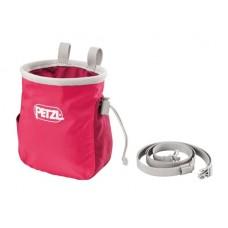 Мешочек для магнезии Petzl Saka (S39AR) Raspberry