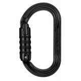 Карабин Petzl Oxan Triact-Lock Steel (M72A TLN) Black