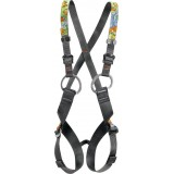 Обвязка Petzl Simba (C65) Black Multi