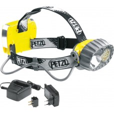 Налобный фонарик Petzl Duo Led 14 Accu (E72 AC) Gray / Yellow