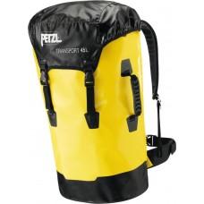 Транспортировочный мешок Petzl Transport 45L (S42Y 045) Yellow / Gray / Black