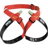Обвязка Petzl Superavanti (C12 16) Red / Black