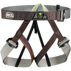 Обвязка Petzl Gym (C32) Brown / Gray