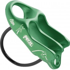 Страховочно-спусковое устройство Petzl Reverso 3 (D17 G) Green
