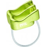 Страховочно-спусковое устройство Petzl Verso (D19 LI) Lime Green