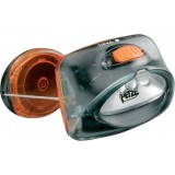 Налобный фонарик Petzl Zipka (E44 PT) Spruce Gray / Orange