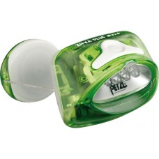 Налобный фонарик Petzl Zipka Plus (E48 PM) Lime Green / White