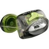 Налобный фонарик Petzl Zipka Plus (E48 PT) Dark Gray / Lime Green