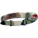 Налобный фонарик Petzl Tactikka + (E49 PC) Olive Drab / Camouflage