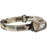 Налобный фонарик Petzl Tactikka +Rgb (E89BHB C) Camo