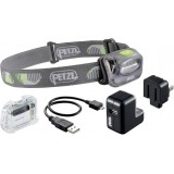 Налобный фонарик Petzl Tikka 2 Core (E93 AEU) Storm Gray