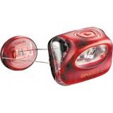 Налобный фонарик Petzl Zipka Plus 2 (E98 PR) Red