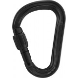 Карабин Petzl Attache Screw-Lock (M38A SLN) Black