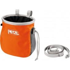 Мешочек для магнезии Petzl Saka (S39 O) Orange