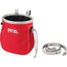 Мешочек для магнезии Petzl Saka (S39 R) Red