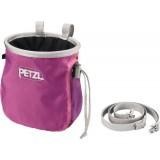 Мешочек для магнезии Petzl Saka (S39 V) Violet