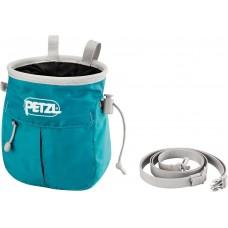 Мешочек для магнезии Petzl Sakapoche (S40 B) Blue