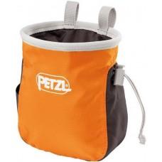 Мешочек для магнезии Petzl Saka (S39AO) Orange